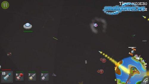 Smashing Planets (2012/ENG/Android)