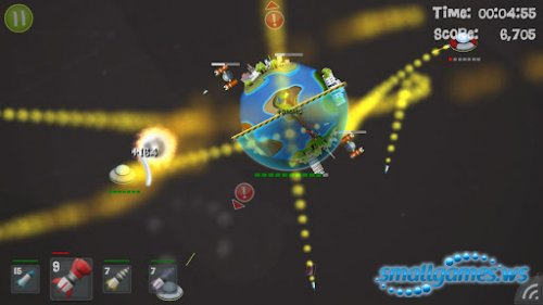 Smashing Planets (2012/ENG/Android)