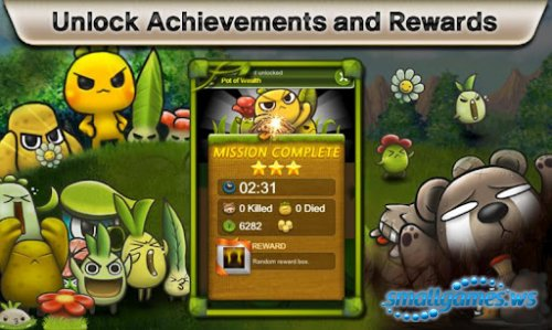 Plants War (2012/ENG/Android)