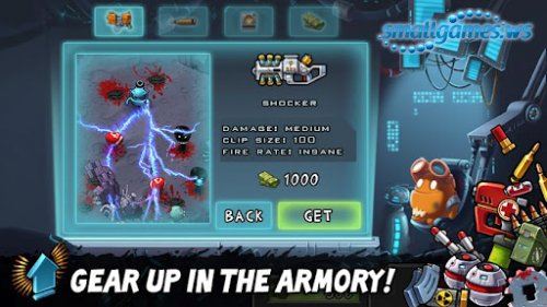 Monster Shooter (2012/ENG/Android)