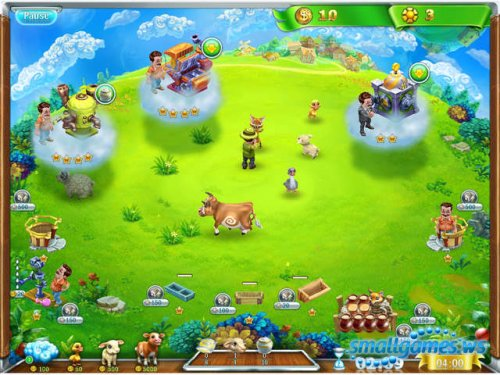Snow Globe: Farm World (рус)
