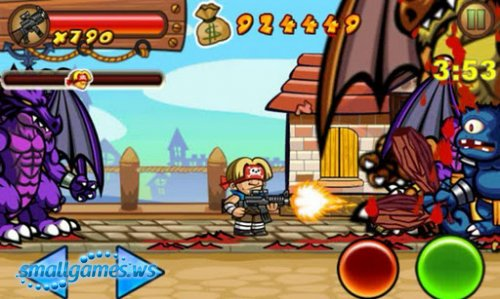 Crazy Pirate (2012/ENG/Android)