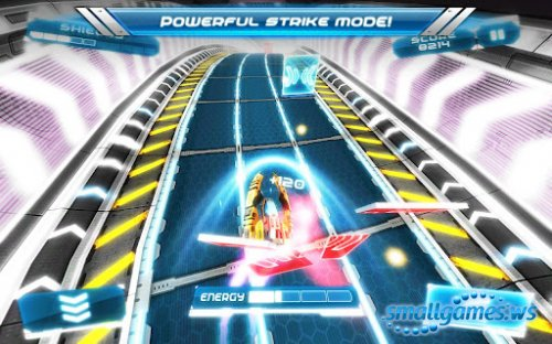 Ion Racer (2012/ENG/Android)