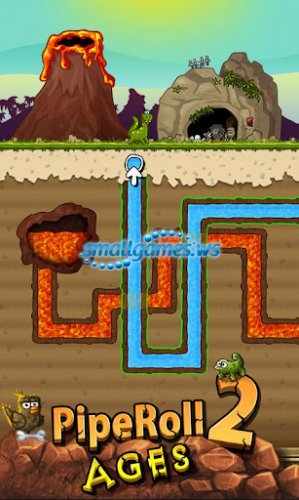 PipeRoll 2 Ages (2012/ENG/Android)