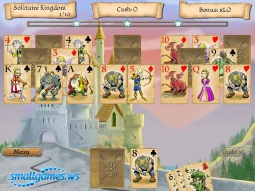 Legends of Solitaire: The Lost Cards