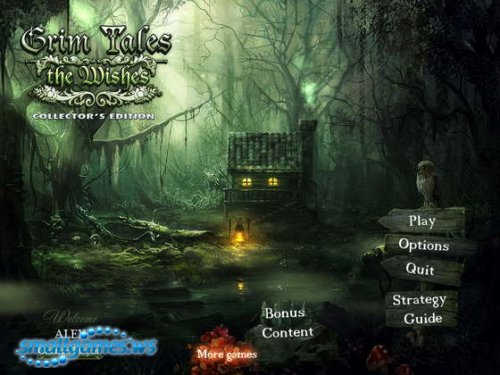 Grim Tales 3: The Wishes Collectors Edition