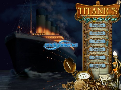 Titanics Keys to the Past