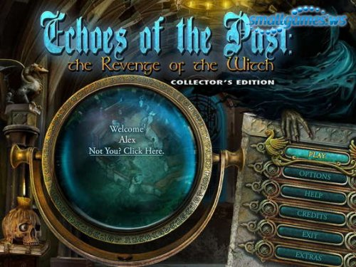 Echoes of the Past 4: The Revenge of the Witch