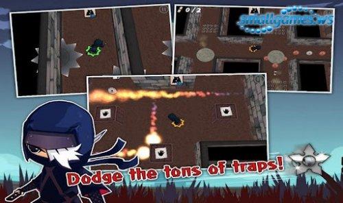 Shadow ZIN Ninja Boy - приключения ниндзя (2012/ENG/Android)