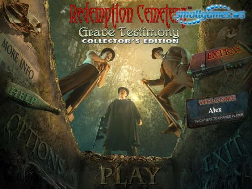 Redemption Cemetery 3: Grave Testimony Collectors Edition