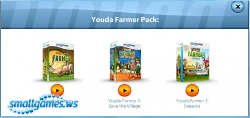 Youda Farmer Pack 3 in 1