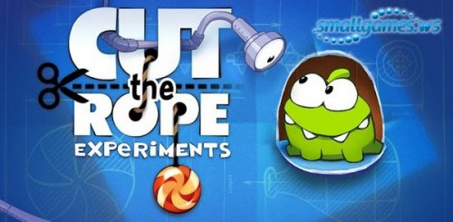 Cut the Rope Experiments 1.8.0.