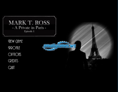 Mark T. Ross: A Private in Paris