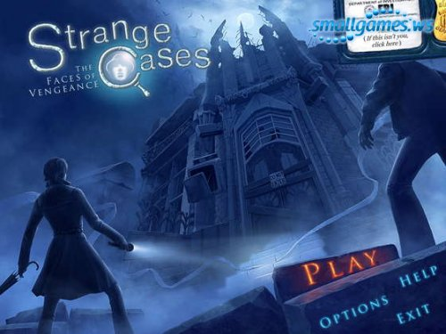 Strange Cases 4: The Faces of Vengeance