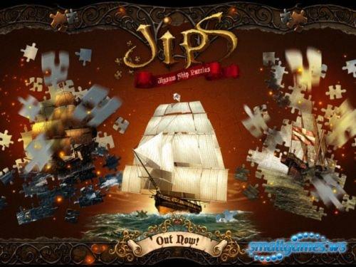 JiPS: Jigsaw Ship Puzzles