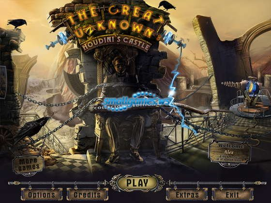 The Great Unknown: Houdinis Castle Collectors Edition