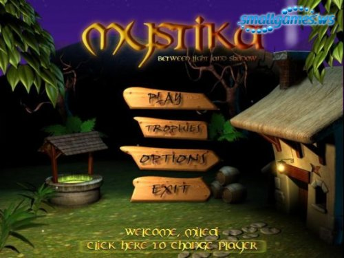 Mystika: Between Light and Shadow