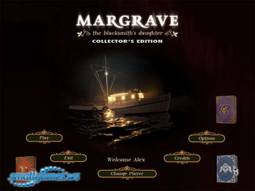Margrave 4: The Blacksmiths Daughter Collectors Edition