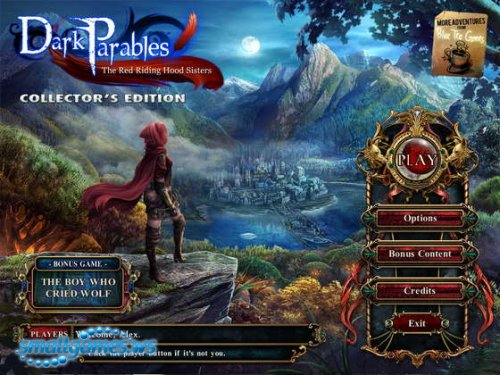 Dark Parables 4: The Red Riding Hood Sisters Collectors Edition
