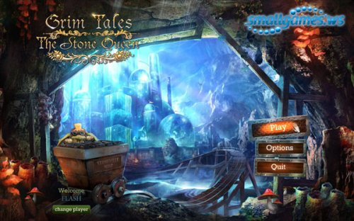 Grim Tales 4: The Stone Queen Collector's Edition