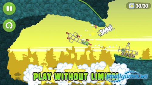 Bad Piggies v1.0.0 Full