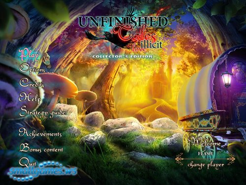 Unfinished Tales: Illicit Love Collectors Edition