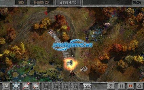 Defense zone 2 HD (2012)