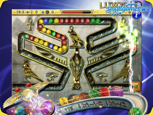 Luxor: The King's Collection 11-in-1