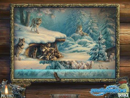 Shadow Wolf Mysteries: Cursed Wedding Collectors Edition (русская версия)