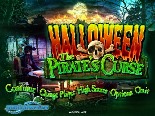 Halloween 2: The Pirates Curse
