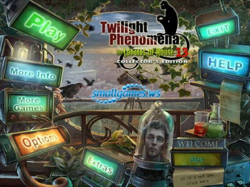 Twilight Phenomena: The Lodgers of House 13 Collectors Edition