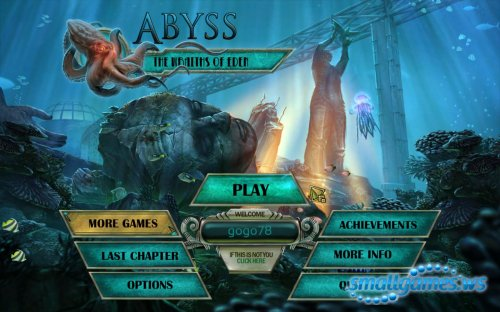 Abyss: The Wraiths of Eden Collectors Edition