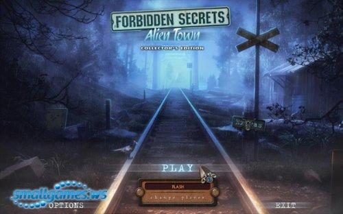 Запретные тайны: город пришельцев