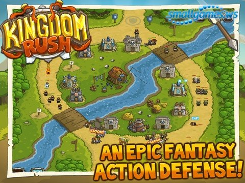 Kingdom Rush Premium Version (flash)