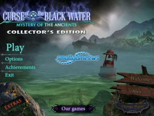 Mystery of the Ancients 2: Curse of the Black Water Collectors Edition