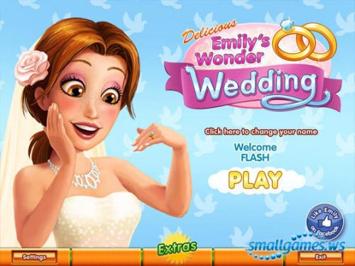 Delicious 8: Emilys Wonder Wedding Premium Edition