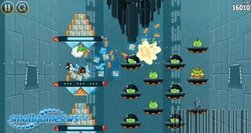 Angry Birds: Star Wars HD (Android)