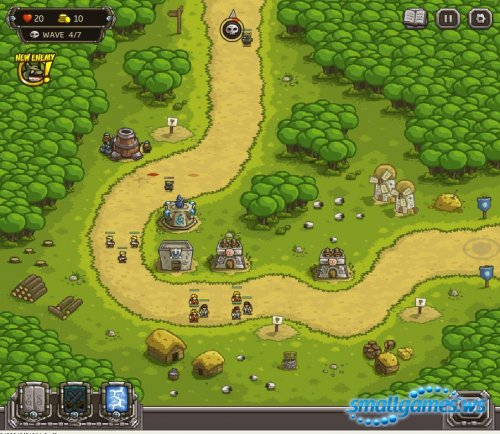 Kingdom Rush(Premium Version)