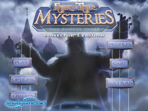 Fairy Tale Mysteries: The Puppet Thief Collectors Edition