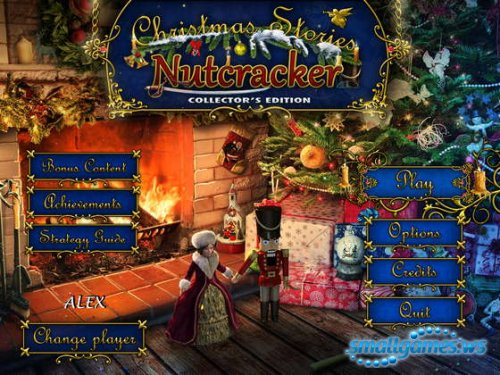 Christmas Stories: Nutcracker Collectors Edition
