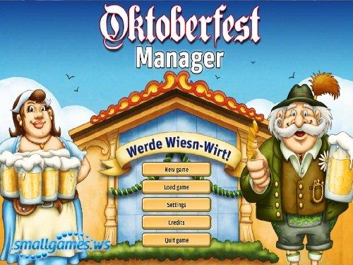 Oktoberfest Manager