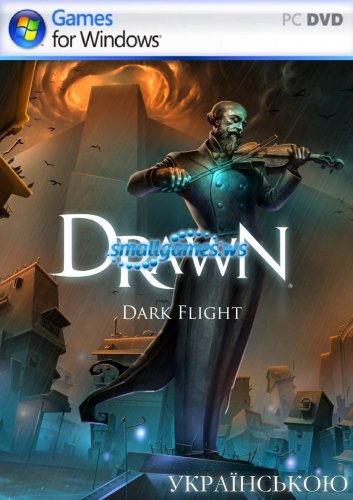 Drawn Dark Flight (Ukr)