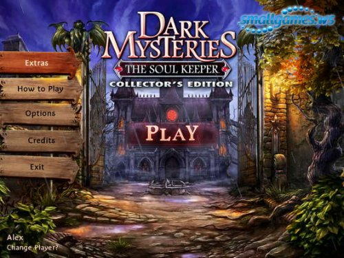 Dark Mysteries: The Soul Keeper Collectors Edition