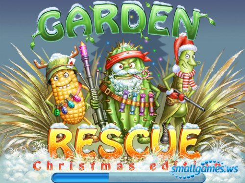 Garden Rescue 2: Christmas Edition