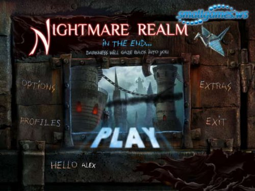 Nightmare Realm 2: In the End... Collectors Edition