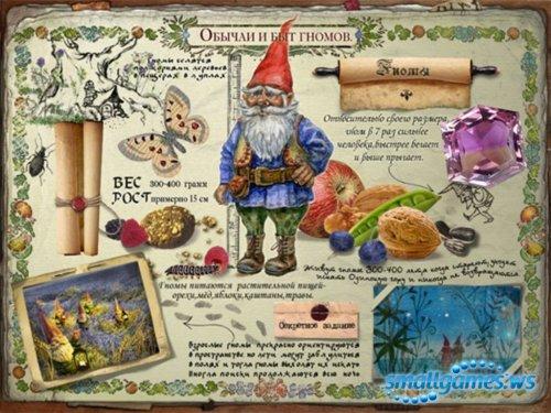 Дневники волшебника. Гномы и сокровища Земли