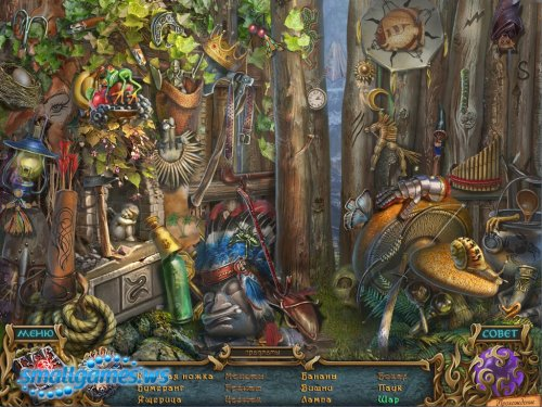Spirits of Mystery 3: The Dark Minotaur Collectors Edition (русская версия)