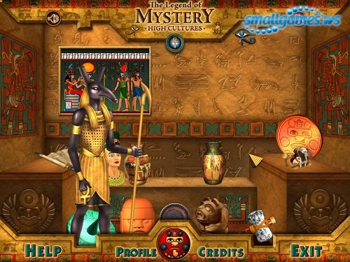 Legend of Mystery: High Cultures