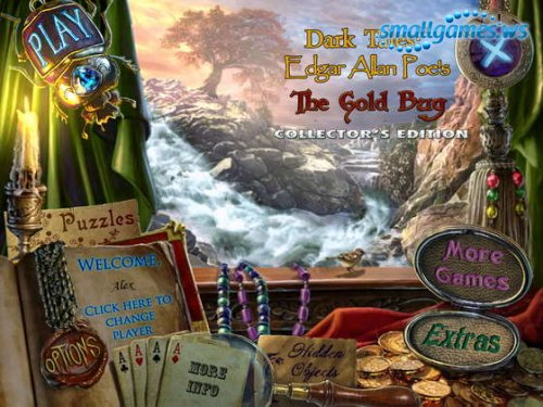 Dark Tales 4: Edgar Allan Poes The Gold Bug Collectors Edition