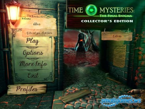Time Mysteries 3: The Final Enigma Collectors Edition